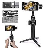 Zhiyun Smooth 4 Smartphone Gimbal mit GoPro-Gimbal...