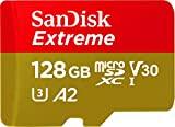 SanDisk Extreme microSDXC UHS-I Speicherkarte 128...